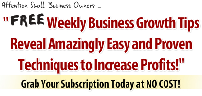 small business growth tips
