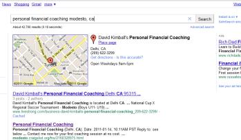 google places workshop
